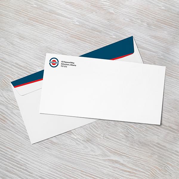 Priority Envelope sample