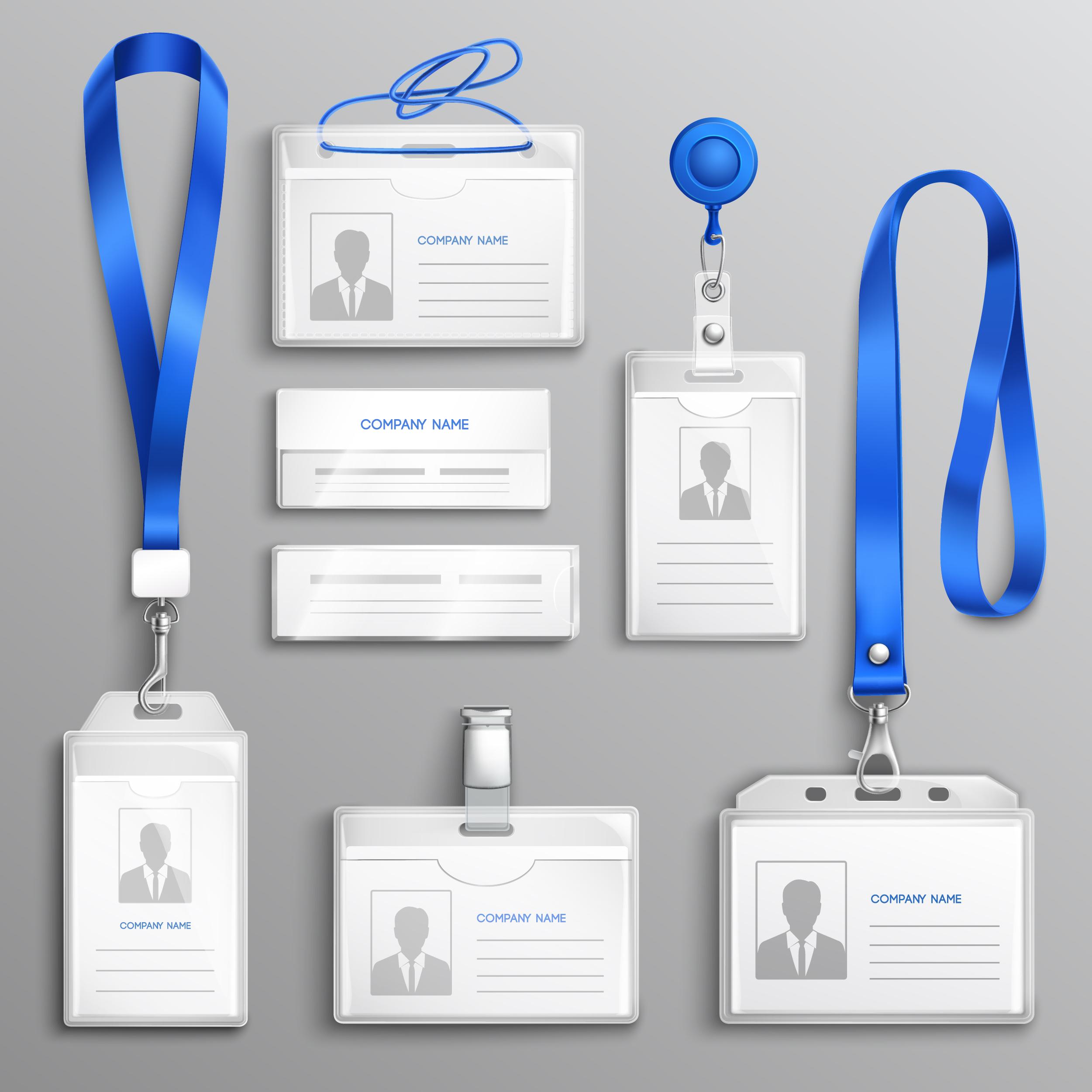Priority Printing Name Badges Sample